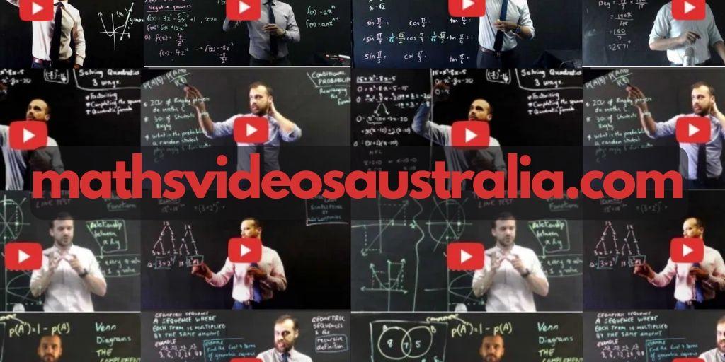 Mathsvideosaustralia.com