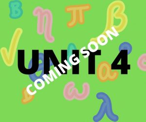 WA Unit 3 Maths Specialist coming soon